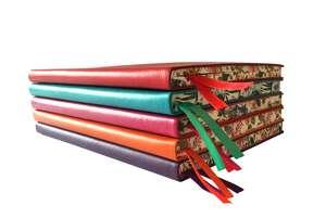 Pink Artisan Notebook (Flame Tree Journals) de Flame Tree Studio
