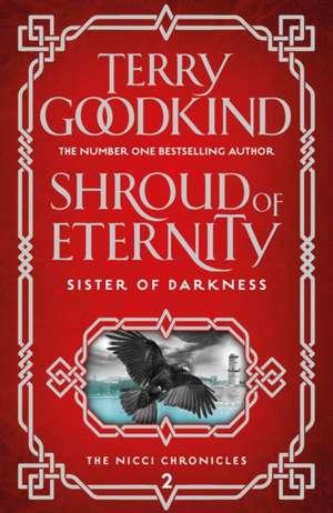 Shroud of Eternity de Terry Goodkind