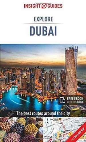 Insight Guides Explore Dubai (Travel Guide with free eBook) de  Insight Guides