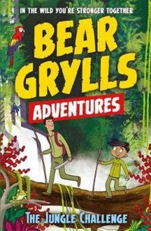 Bear Grylls Adventure 3: The Jungle Challenge