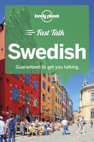 Fast Talk Swedish de Lonely Planet