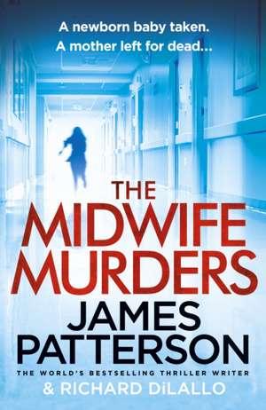 Midwife Murders de James Patterson