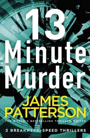 13-Minute Murder de James Patterson
