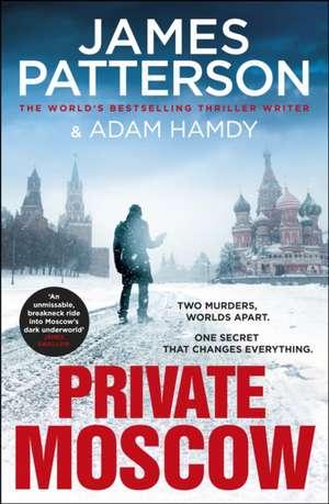 Private Moscow de James Patterson