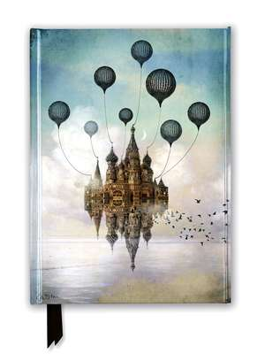 Catrin Welz-Stein: Journey to the East (Foiled Journal) de Flame Tree Studio