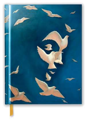 Octavio Ocampo: Colomba (Blank Sketch Book) de Flame Tree Studio