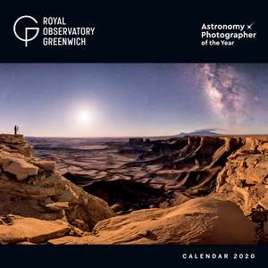 Greenwich Royal Observatory – Astronomy Photographer of the Year Wall Calendar 2020 (Art Calendar) de Flame Tree Studio