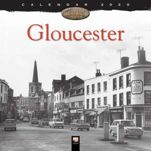 Gloucester Heritage Wall Calendar 2020 (Art Calendar) de Flame Tree Studio