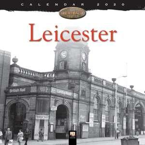 Leicester Heritage Wall Calendar 2020 (Art Calendar) de Flame Tree Studio