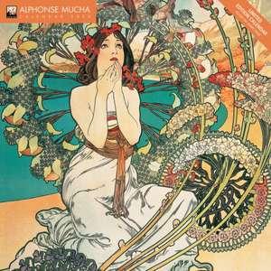 Alphonse Mucha Limited Edition Wall Calendar 2020 (Art Calendar) de Flame Tree Studio