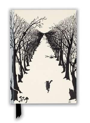 Rudyard Kipling: The Cat that Walked by Himself (Foiled Blank Journal) de Flame Tree Studio