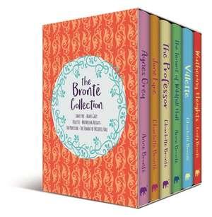 The Bronte Collection de Anne Bronte