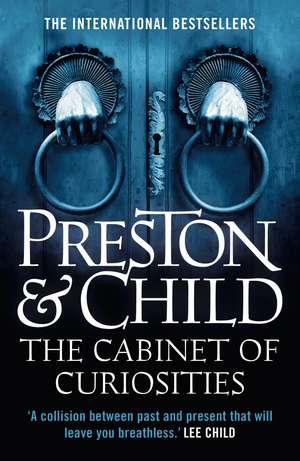 The Cabinet of Curiosities de Douglas Preston