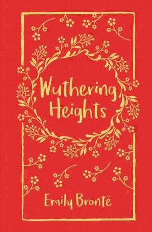 Wuthering Heights de Emily Broente