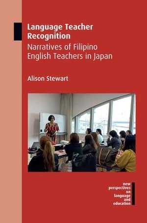 Language Teacher Recognition de Alison Stewart