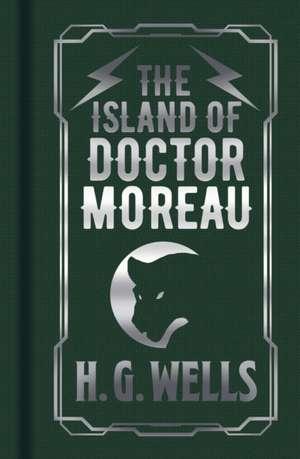 THE ISLAND OF DOCTOR MOREAU de WELLS  H  G