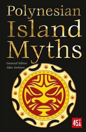 Polynesian Island Myths de J.K. Jackson