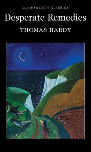 Desperate Remedies de Thomas Hardy