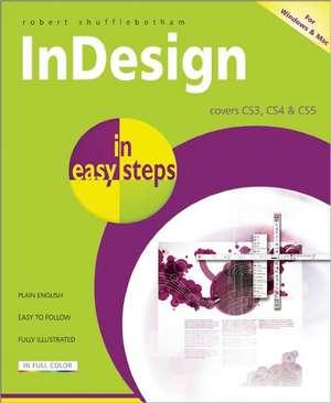 InDesign in easy steps imagine
