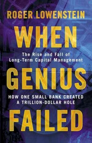 When Genius Failed imagine