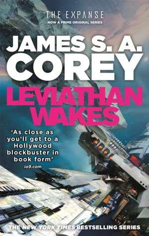 Leviathan Wakes de James S. A. Corey