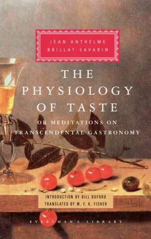 Brillat-Savarin, J: Physiology of Taste imagine