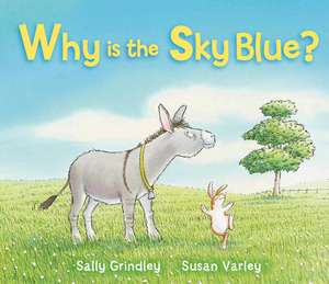 Why Is The Sky Blue ?