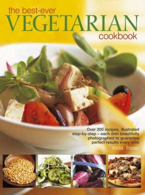 Best Ever Vegetarian Cookbook