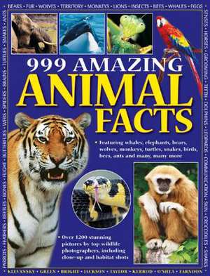 999 Amazing Animal Facts
