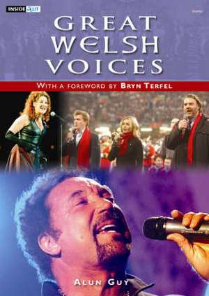 Great Welsh Voices de Alun Guy