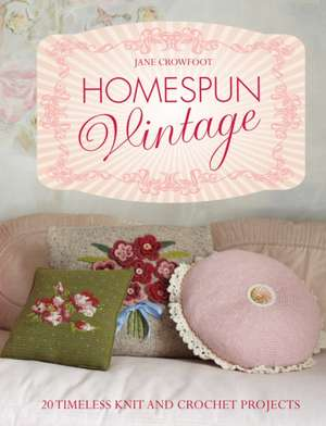 Homespun Vintage de Jane Crowfoot