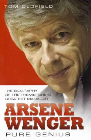 Arsene Wenger - Pure Genius imagine
