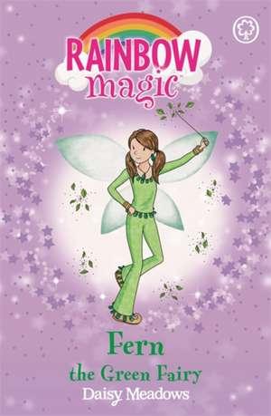 Rainbow Magic: Fern the Green Fairy de Daisy Meadows