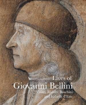 Lives of Giovanni Bellini de Giorgio Vasari