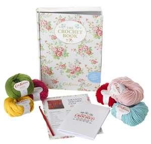 The Crochet Tin Book de Cath Kidston