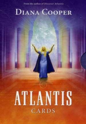 Atlantis Cards de Diana Cooper