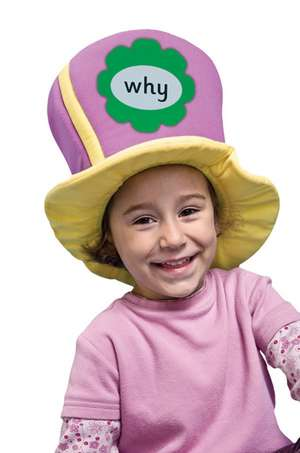 Jolly Phonics Tricky Word Hat de Sue Lloyd