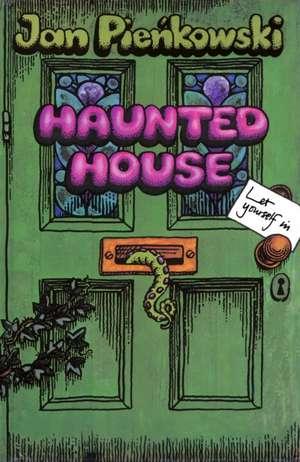 Haunted House de Jan Pienkowski