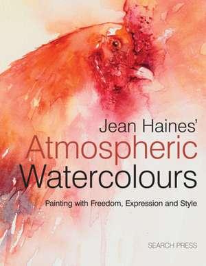 Jean Haines' Atmospheric Watercolours de Jean Haines