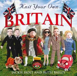 Knit Your Own Britain imagine