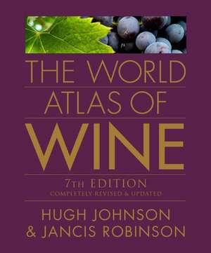 The World Atlas of Wine de Hugh Johnson