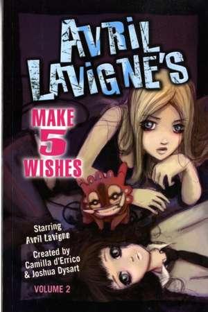 AVRIL LAVIGNE'S MAKE 5 WISHES