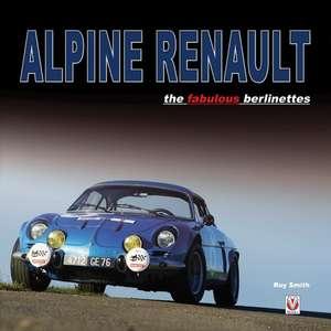 Alpine Renault de Lexington, USA) Smith, Roy (University of Kentucky