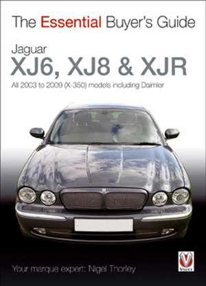 Jaguar Xj6  Xj8 & Xjr