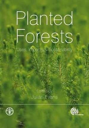 Planted Forests imagine