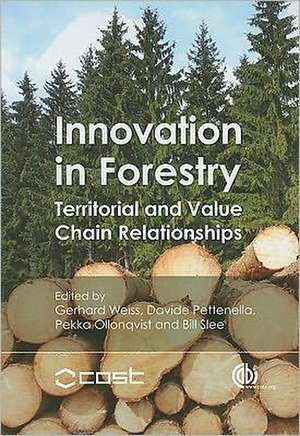 Innovation in Forestry imagine