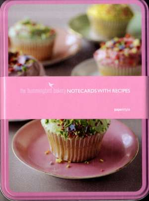 The Hummingbird Bakery Notecards with Recipes de Ryland Peters & Small