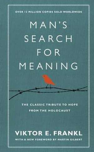Frankl, V: Man's Search For Meaning imagine