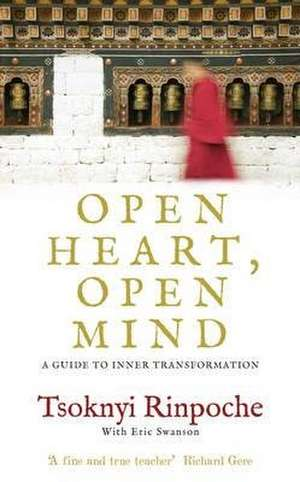 Open Heart, Open Mind imagine