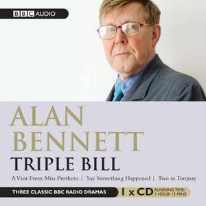 Bennett, A: Alan Bennett imagine